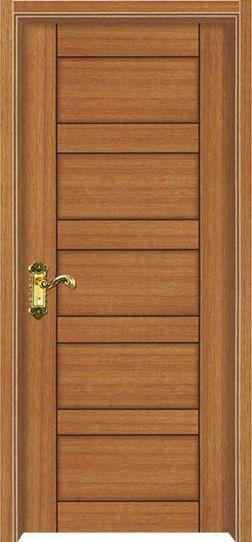 实木拼接门